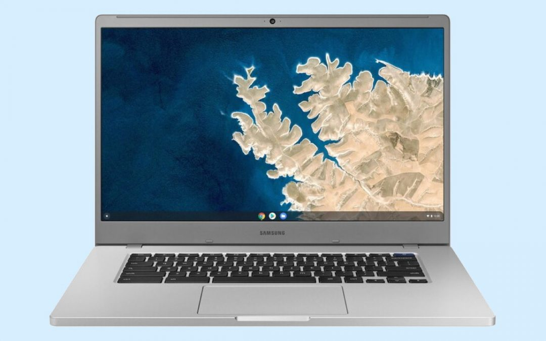 Samsung Quietly Launches a 15.6-Inch Chromebook