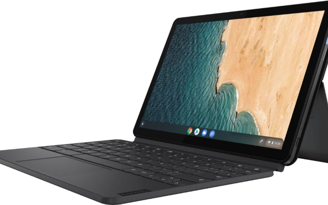 Lenovo IdeaPad Duet Chromebook Now Available