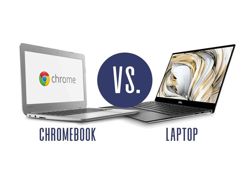 Chromebook vs Laptop for Students: A Side-by-Side Comparison
